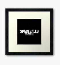 Spaceballs - The Merchandise Framed Print