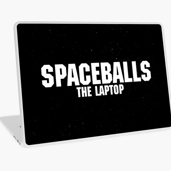 Spaceballs - The Merchandise Laptop Skin