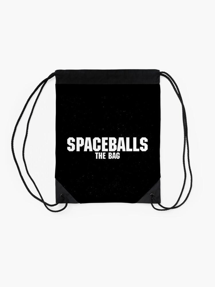 Alternate view of Spaceballs - The Merchandise Drawstring Bag