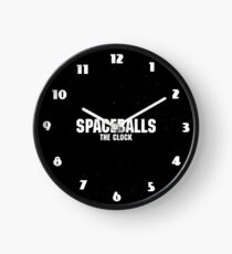 Spaceballs - The Merchandise Clock