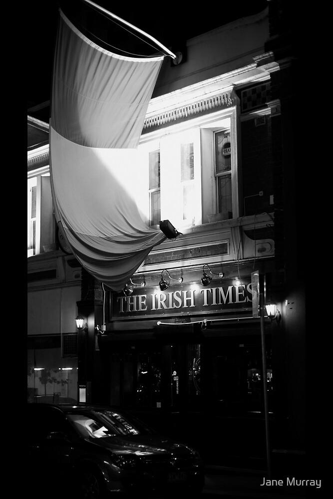 the Irish Pub, Melbourne Dec 2007 by Jane Murray