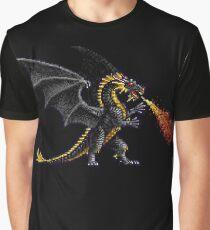 Might And Magic Black Dragon Graphic T-Shirt