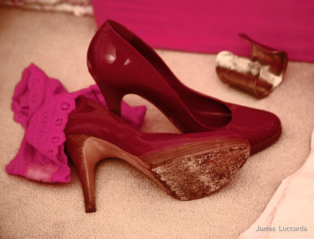 ..Panties & Heels.. by James  Luccarda