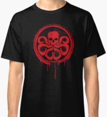 Hydra logo splatter Classic T-Shirt