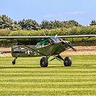 Piper L-18C Super Cub N123SA 15372 by Colin Smedley