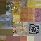 Patchwork abstract 2 by Jonesyinc