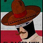 El Racer Tex Mex Cinco de Mayo Loteria by electrovista