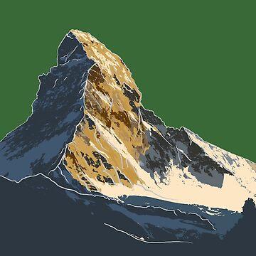 The Matterhorn by annahannah