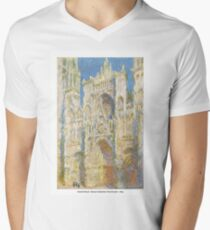 Claude Monet - Rouen Cathedral, West Façade - 1894 T-Shirt