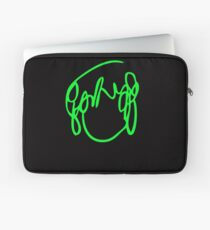 Scott Pilgrim VS the World - Have you seen a girl with hair like this...Ramona Flowers GREEN Laptop Sleeve