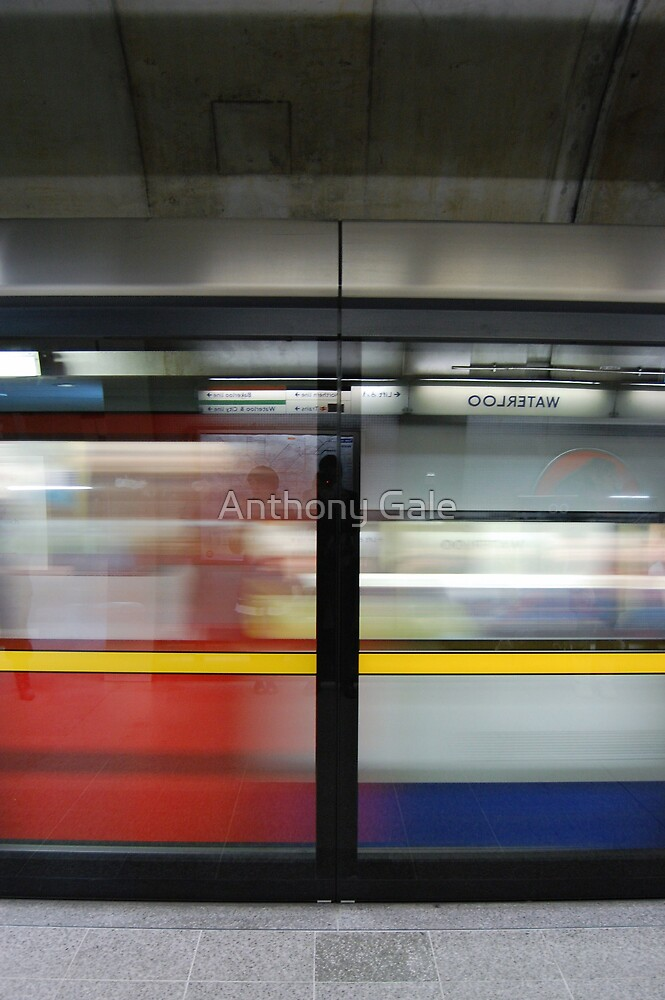 Colour from the Tube by Anthony Gale