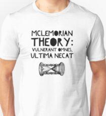Mclemorian Theory- Vulnerant Omnes Hour T-Shirt
