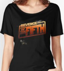 Revenge of The Fifth Geek Holiday Women's Relaxed Fit T-Shirt