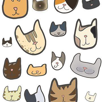 cats, cats, CATS by annahannah