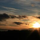 Sunset Over The Angus Glens   by Sheilz