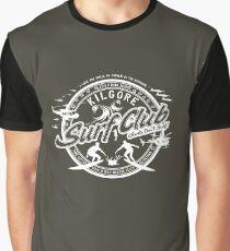 Kilgore Surf Club - White Variant Graphic T-Shirt