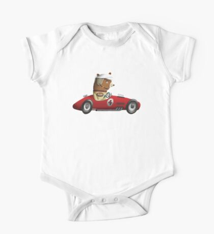 Bryan The Brown Bear Kids Clothes