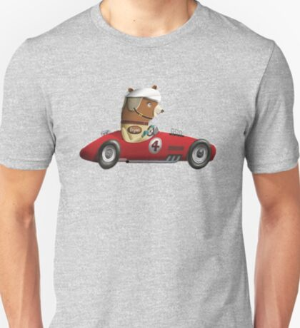 Bryan The Brown Bear T-Shirt