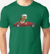 Bryan The Brown Bear Unisex T-Shirt