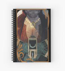 Varric Card Spiral Notebook