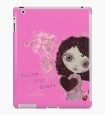 Follow Your Heart iPad Case/Skin