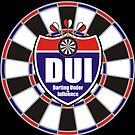 Darting Under the Influence Darts Team by mydartshirts