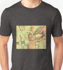 draining the nectar  Unisex T-Shirt