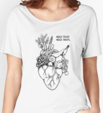 Whole Foods Whole Heart Women's Relaxed Fit T-Shirt