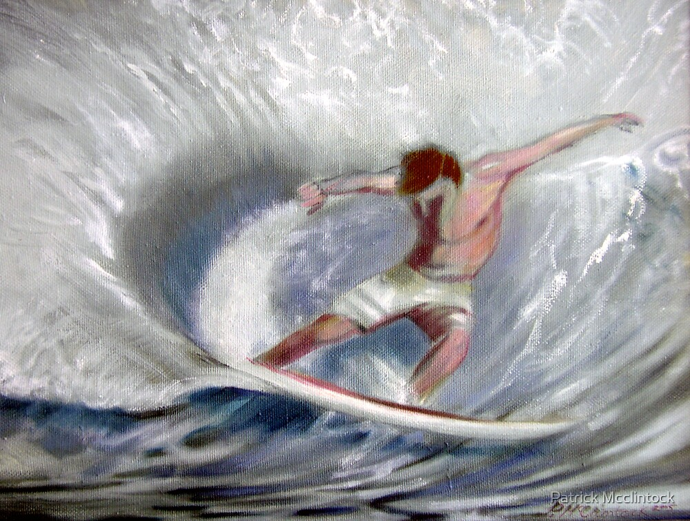 Surf'sUp by Patrick Mcclintock