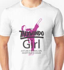 I'm a Taekwondo Girl - TKD Martial Arts Unisex T-Shirt