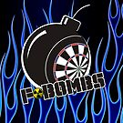 F-Bombs Darts Team by mydartshirts