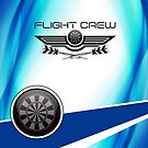 Flight Crew Darts Team by mydartshirts