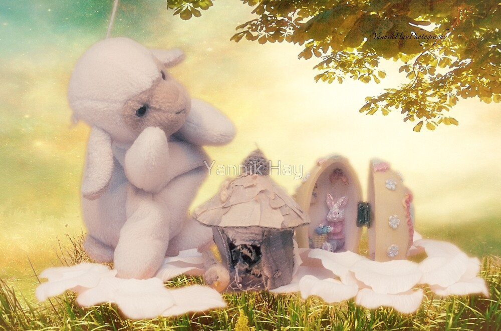 Happy Easter by Yannik Hay