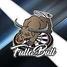 Fullabull Darts Team by mydartshirts