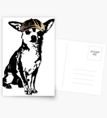 Lil' Tough Guy Postcards