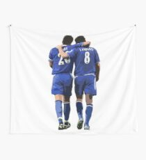 Terry and Lampard Artwork Wall Tapestry