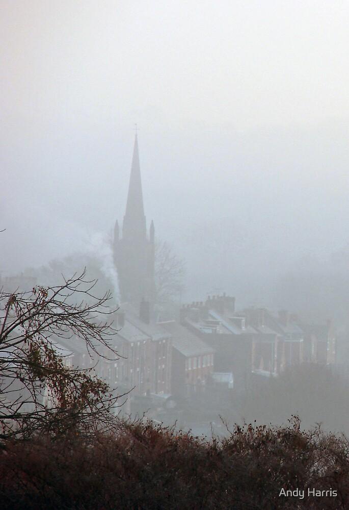 Misty Scene by Andy Harris