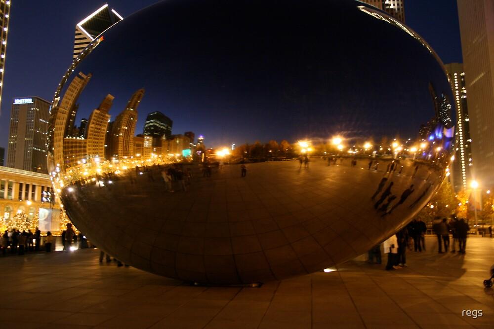 city in a bubble by regs