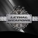 Lethal Weapons Darts Team by mydartshirts