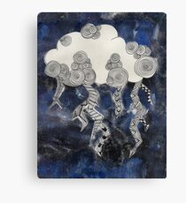 Another storm cloud Canvas Print
