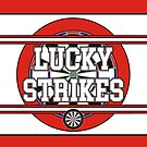 Lucky Strikes Darts Team by mydartshirts
