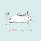 Mewnicorn by Sophie Corrigan