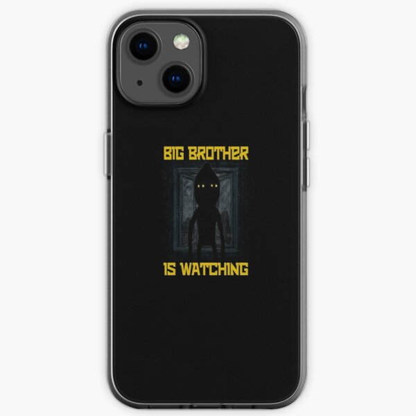 """""""Big Brother"""" iPhone Soft Case"""