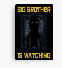 """Big Brother"" Canvas Print"