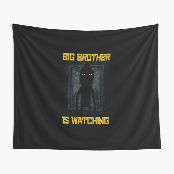 """""""Big Brother"""" Tapestry"""