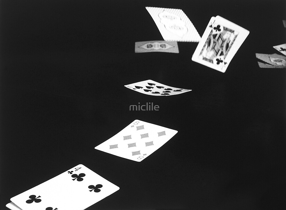 52 card pick up by miclile