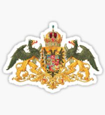 Austria Empire Sticker