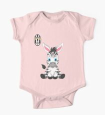 Juventus girl supporter One Piece - Short Sleeve