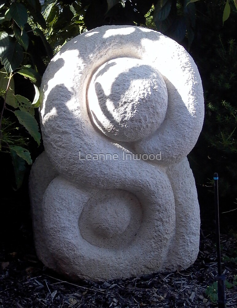 stone by Leanne Inwood