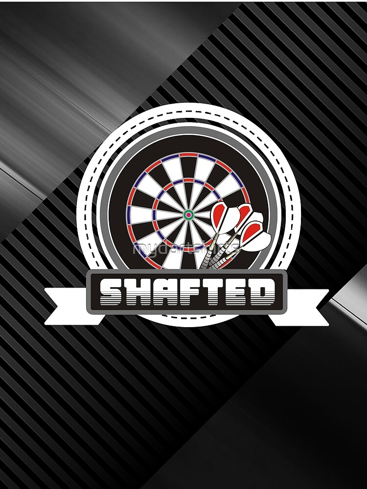 Shafted Darts Team by mydartshirts
